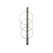 Opora pro rostliny 90cm/4 kroužky
