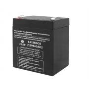 Baterie olověná  12V / 5,0Ah  LTC LX1250CS gelový akumulátor