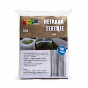 Textilie netkaná bílá 1,6x10m