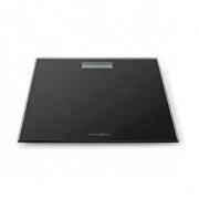 Digitální osobní váha | Digitální | Černá | Tvrzené Sklo | Maximální nosnost: 150 kg