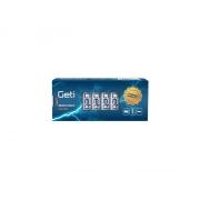 Baterie AAA (LR03) alkalická Geti 1,5V (10 kusů)
