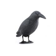 Havran plastová 3D maketa na plašení ptáků OPTICUM RAVEN, 40cm
