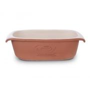Forma na pečení chleba ORION 33x16 cm keramika hnědá