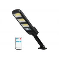 Venkovní solární LED osvětlení LTC LXLL117, 24W COB, 1800lm, 1800mAh, PIR