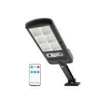 Venkovní solární LED osvětlení LTC LXLL116, 24W SMD, 1800lm, 1800mAh, PIR