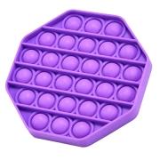 Pop It Oktagon fialový