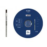 ITS koaxiální kabel CC 596 CCS ALPE 100m
