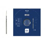 ITS koaxiální kabel CC 112 CCS AL 100m