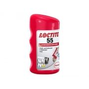 Závitové těsnící vlákno Loctite 55 160m