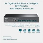 TP-Link TL-SG3210 JetStream Switch