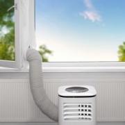 Těsnění do Oken pro Klimatizaci | 400 cm | Pro otočná/vyklápěcí okna