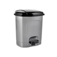 Koš odpadkový ORION 30l šedý