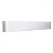 Koupelnové svítidlo DPM MIL8W60-24W, IP44, 60 cm, bílá
