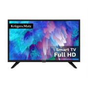 "KRUGER & MATZ KM0240FHD-S3 40"" SMART TV, T2/C/S2, H.265 CI+"