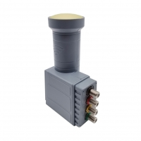TESLA Excelent Quattro - LNB konvertor s LTE filtrem