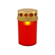 Svítidlo LED svíčka hřbitovní RETLUX RLC 37