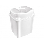 Koš odpadkový ORION Whirpool 28l bílý