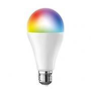 Chytrá WiFi žárovka LED E27 15W RGB SOLIGHT WZ532