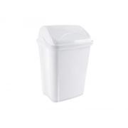 Koš odpadkový ORION Vittario 10l bílý