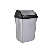 Koš odpadkový ORION Vittario 10l šedý