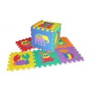 Puzzle MOJE PRVNÍ ZVÍŘÁTKA 15 x 15 cm pěnové 6ks