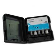 Venkovní zesilovač Alcad AM-183 LTE700 (1/2xFM,DAB,UHF - 20dB)