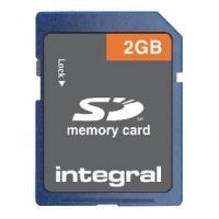 SD (Secure Digital) Paměťová Karta 4 2 GB