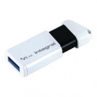 Flash Disk USB 3.0 256 GB Bílá/Černá