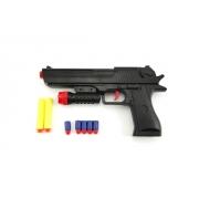 Pistole dětská GLOCK pěnové náboje 30 cm