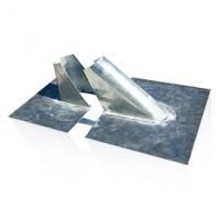 Střešní taška - tvarovatelná dvoudílná