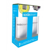 Sodastream láhev 1l GREY/Duo Pack