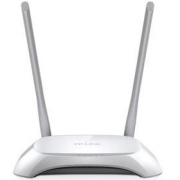 TP-Link TL-WR840N(ISP) 300Mbps Wireless LAN Router, 2.4GHz, 802.11b/g/n, 2x fixní anténa