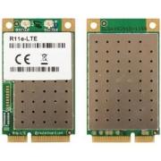 MikroTik RouterBOARD R11e-LTE - 2G/3G/4G/LTE miniPCi-e karta, 2x u.Fl konektor