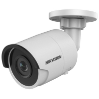 Compact IP Camera: Hikvision DS-2CD2025FWD-I (2MP, 2.8mm, 0.005 lx, IR up to 30m, WDR, H.265/H.264)