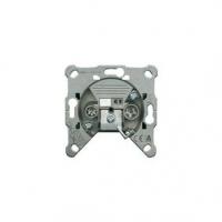 CATV Zásuvka 30 dB 2 Výstupy Kov