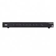 4-Port True 4K HDMI Přepínač Černá