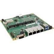 PC Engines APU.4B4 system board (GX-412TC quad core / 4GB / 4 Intel GigE)