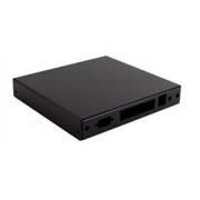 Montážní krabice pro APU.4, USB, 4x LAN, black