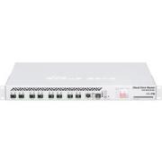 MikroTik Cloud Core Router, CCR1072-1G-8S+, 1x GLAN, 16GB RAM, 8xSFP+cage, L6, LCD, RM1U, redundandní zdroj