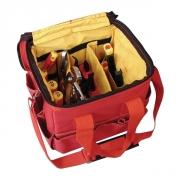 Brašna - taška elektrikářská, s nářadím 21ks, VDE 1000V VDE17321