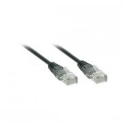 Solight UTP CAT.5E kabel, RJ45 konektor - RJ45 konektor, sáček, 3m