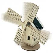 Solární větrný mlýn