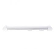 Solight LED lineární svítidlo podlinkové, 10W, 4100K, 3-stupňové stmívaní, vypínač, hliník, 60cm