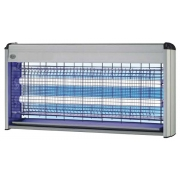 Elektrický lapač hmyzu s UV zářivkou 40W (2x20W) TIPA T-40W