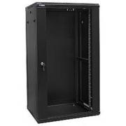 "19"" Rack skříň W6522 (22U 500mm, závěsná)"