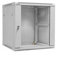 """19"""" Rack skříň W6612W (12U 600mm, závěsná, bílá)"""