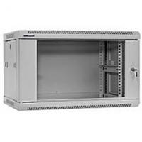 """19"""" Rack skříň W6606W (6U 600mm, závěsná, bílá)"""