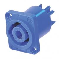 Konektor Repro Zásuvka Modrá