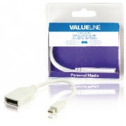 Kabel Mini DisplayPort Mini DisplayPort Zástrčka - IEC-320-C17 0.20 m Bílá