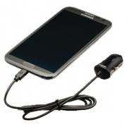 Nabíječka Do Auta 2.1 A Micro USB Černá